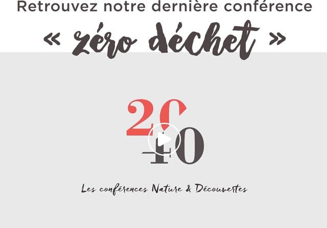 Conférence Zéro déchet